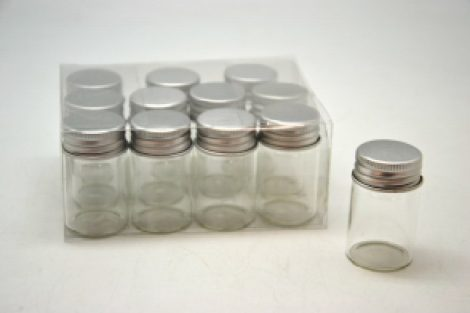 Csavaros üveg 30*50 mm