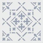 Sablon - Csempe 08 (24,5*24,5 cm)