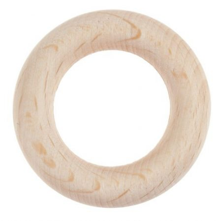Fa karika 34 mm átmérőjű, belső lyukméret 20 mm