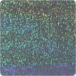 Dekorfólia 5 lap/csomag, 14 x 14 cm - Hologram pontok