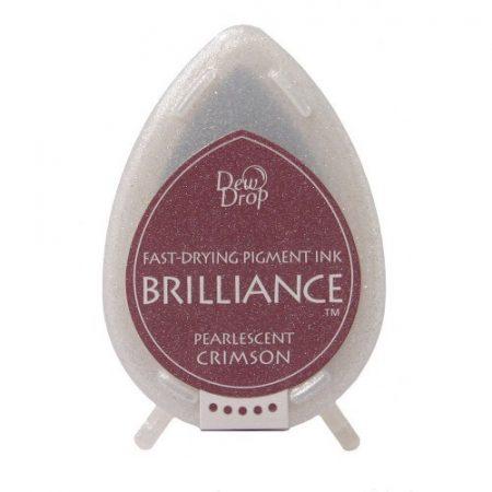Brilliance Dew Drop festékpárna - Gyöngyház bÍbor BD62