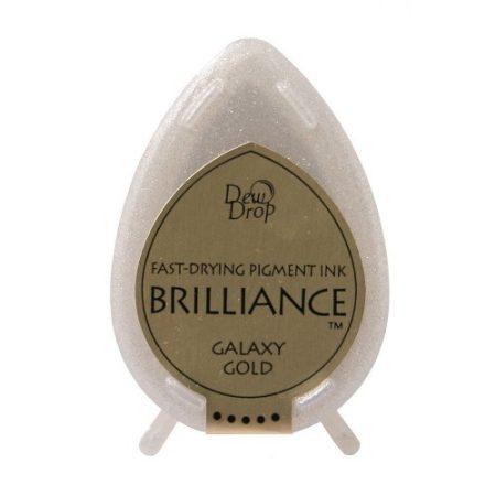 Brilliance Dew Drop festékpárna - Arany BD-91