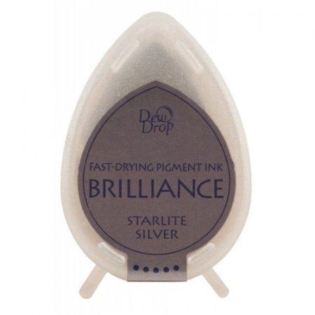 Brilliance Dew Drop festékpárna - Ezüst BD93