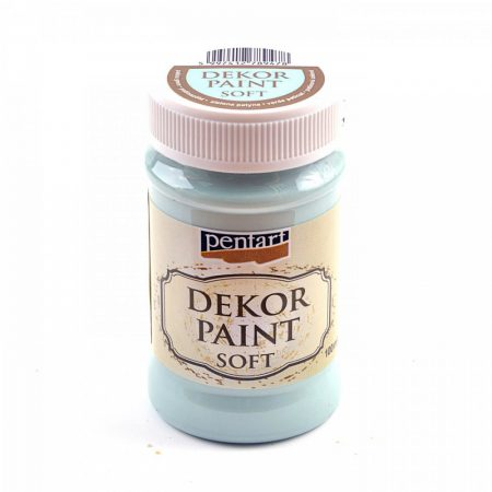 Dekorfesték 100 ml - patinazöld