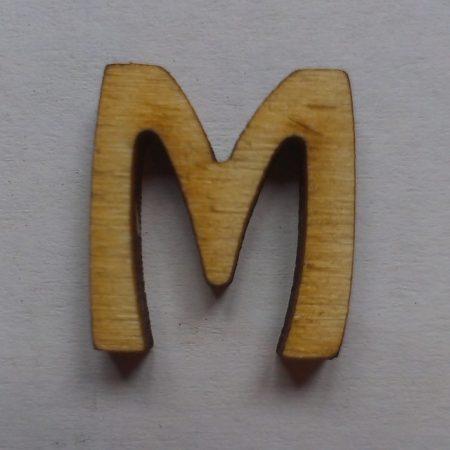 Fa betűk 1,5-2 cm M