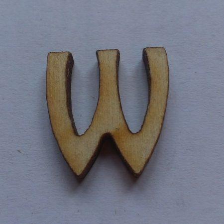 Fa betűk 1,5-2 cm W