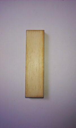 Fa betűk 4,5-5 cm I
