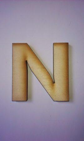 Fa betűk 4,5-5 cm N