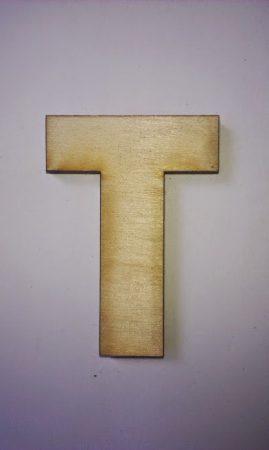 Fa betűk 4,5-5 cm T