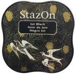 Stazon midi festékpárna - fekete SZ-MID-31