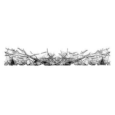 Pecsét - Gyűrt papír hatás (kb. 4*18 cm)