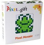 Pixel XL készlet - béka (6*6 cm)