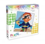 Pixel XL készlet - Kalóz (12*12 cm)
