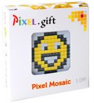 Pixel XL készlet - smiley (6*6 cm)