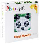 Pixel XL készlet - panda (6*6 cm)